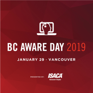 BC AWARE DAY 2019 Conference @ Pan Pacific Hotel